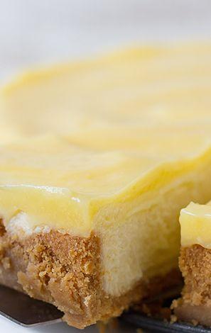 Lemon Cheesecake....