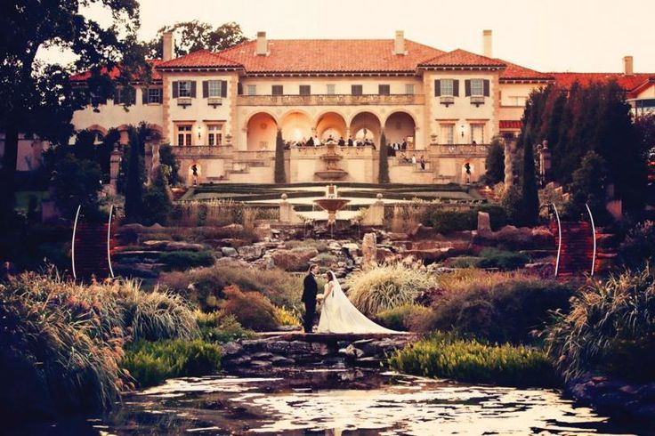 I always thought I'd get married in Texas, but this gorgeous place in Oklahoma might make me change my mind