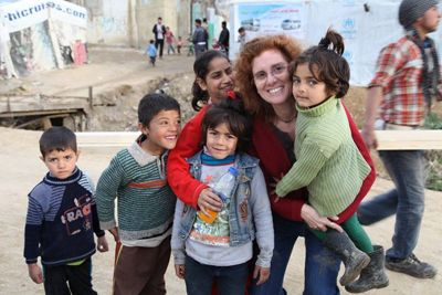 'Soup for Syria' Dips Into Refugees' Culinary Lore   When faced with almost 1 million needy people, a bowl of soup — even a large vat — doesn't go a very long way. But Barbara Massaad refuses to let the daunting scale of the ongoing Syrian refugee crisis in Lebanon deter her from doing her small part to help — one bowl of soup […]