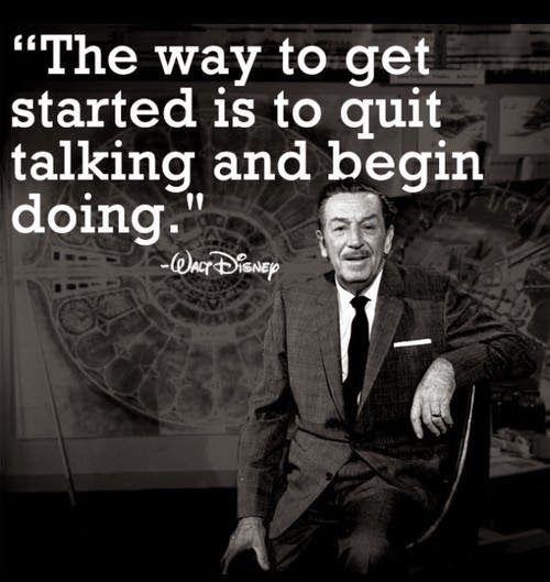 Disney Quote Of The Week