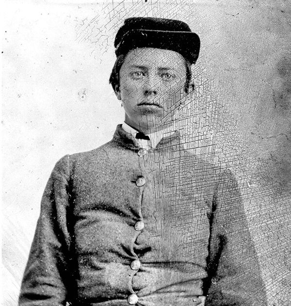Thomas Garland Jefferson, VMI Cadet killed at the Battle of New Market, May 15th, 1864