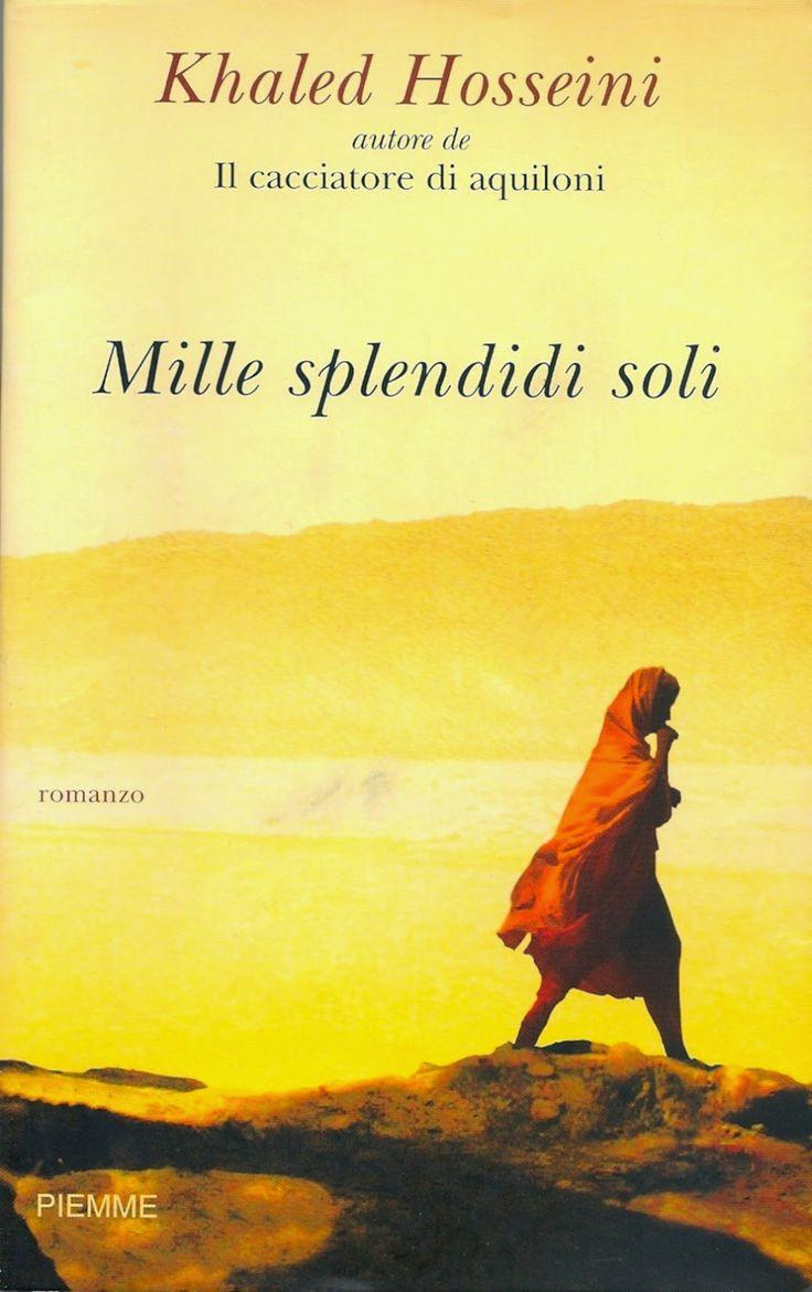Leggere In Silenzio: ADOTTA UN LIBRO #8 : Mille Splendidi Soli di Khale...