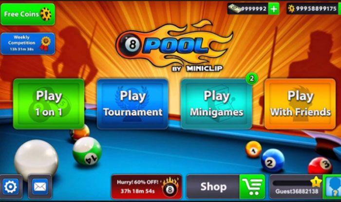 Download 8 Ball Pool Apk Android Www Bestmodapk Com Pool Hacks Pool Coins Pool Balls