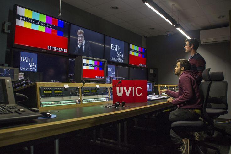 Marc Vila Terra, estudiant de Comunicació Audiovisual, ha participat al programa Erasmus a la Bath Spa University al Regne Unit. #CampusInternacional #UVic #uviclife #uvic #LaUVicAlMón #Comunicacióaudiovisual #U.K