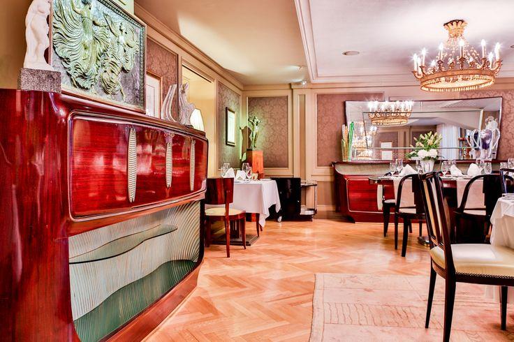 Interior | Coda restaurant
