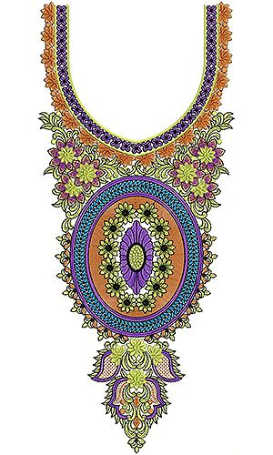 EID Occasion Dress | Embroidery Design