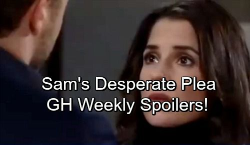 General Hospital Spoilers Week Of February 5 9 Shocking Discoveries Exploding Secrets And Heartbreaking Goodbyes Gh General Hospital Spoilers General