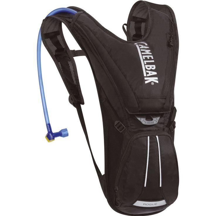 CAMELBAK Backpack Rogue Hydration Pack - Black + 2 L Water Bladder 3.3 L usable  #CAMELBAK
