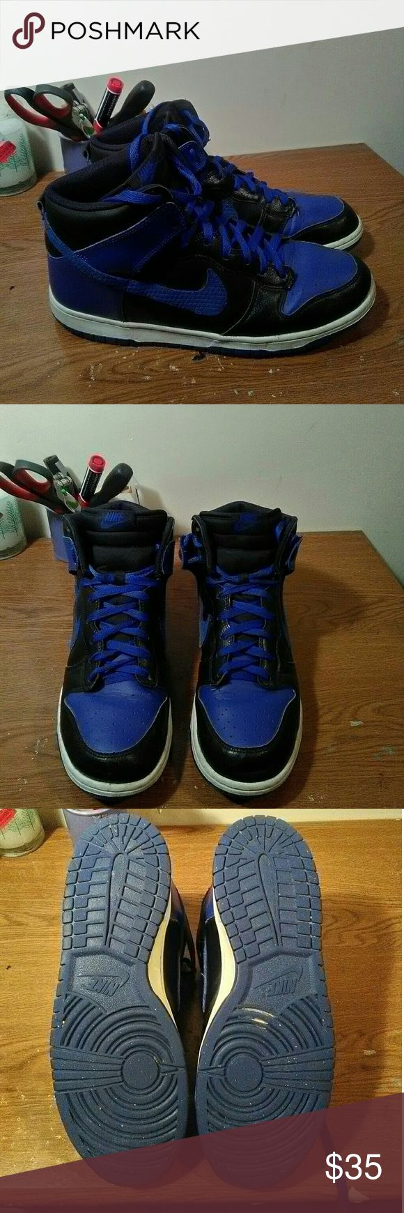 Nike Hi Top Size 11 in good condition. No box, 100% authentic, no trades Nike Shoes Sneakers
