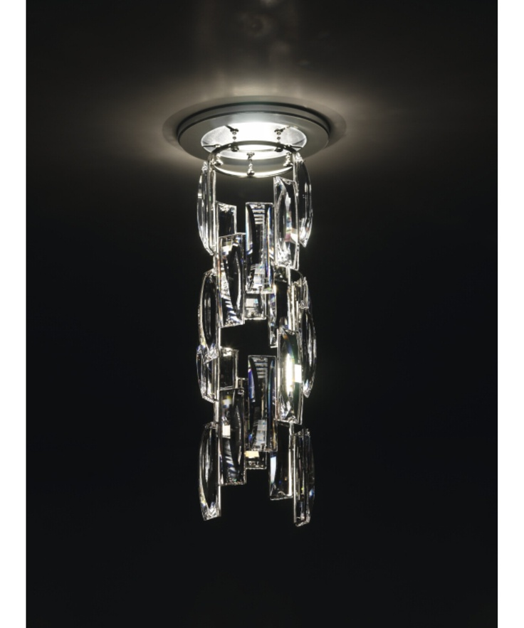 Swarovski a8992nr000206 noblesse recessed lighting trim
