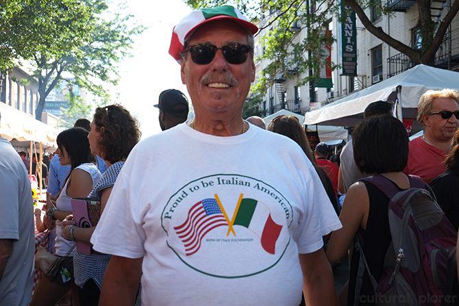 Italian American Ferragosto Arthur Avenue : NYC's real Little Italy