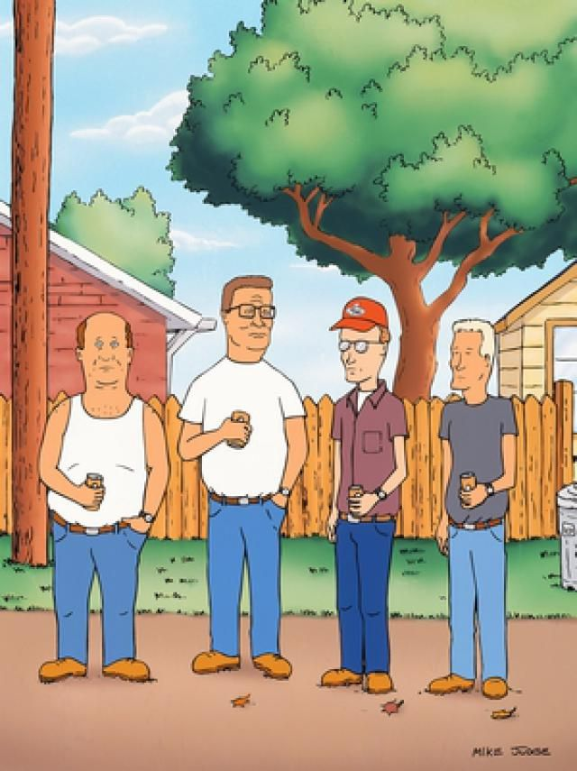 Guide to 'King of the Hill'