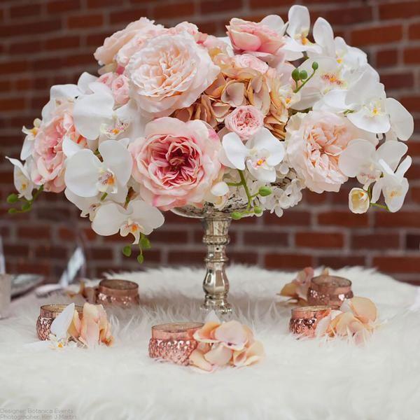 Romantic Wedding Centerpieces: Best 25+ Tall Centerpiece Ideas On Pinterest
