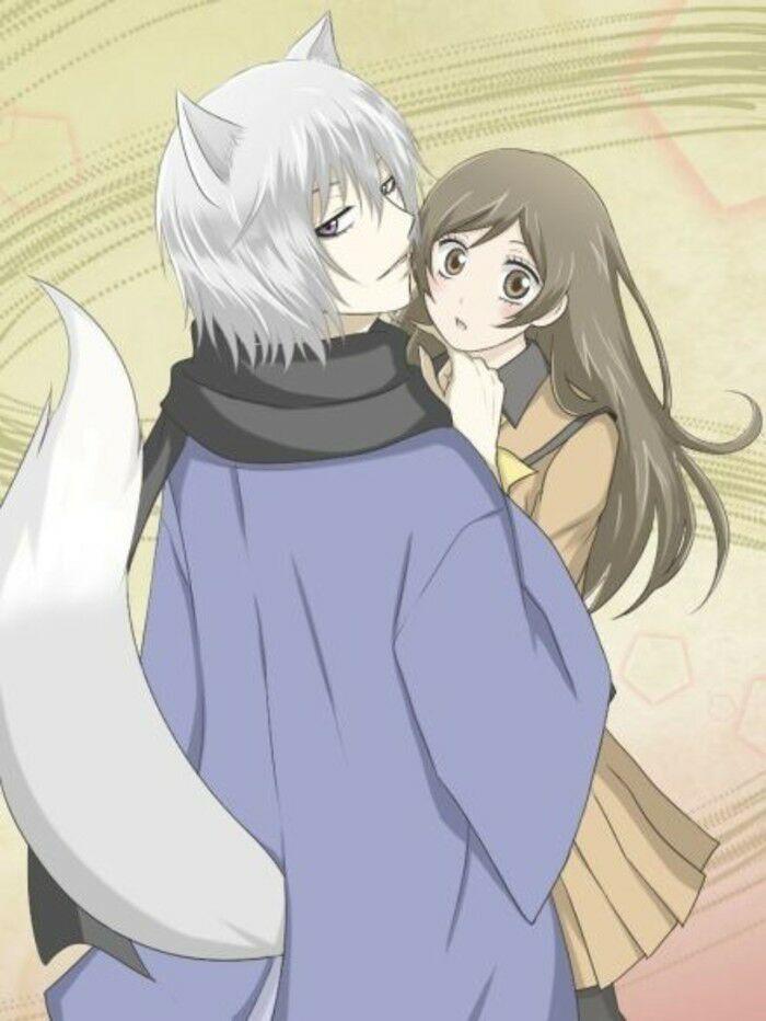 Tomoe & Nanami from Kamisama Kiss