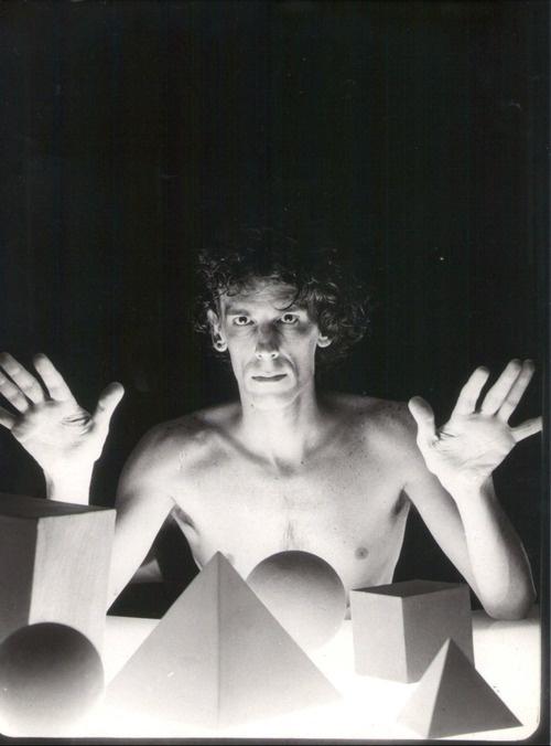 Luis Alberto Spinetta. Cantante y poeta Argentino....