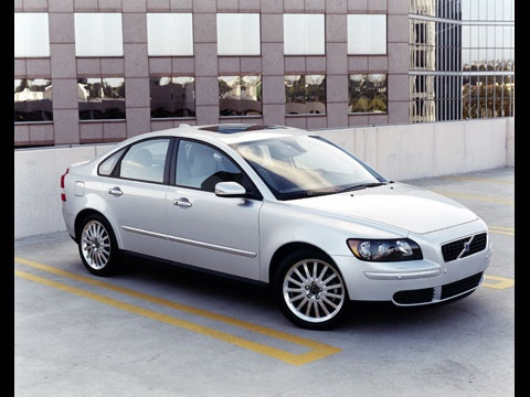 Volvo S40 turbo. Our new car!