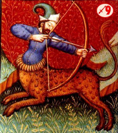 9. SAGITTARIUS (Dhanu)