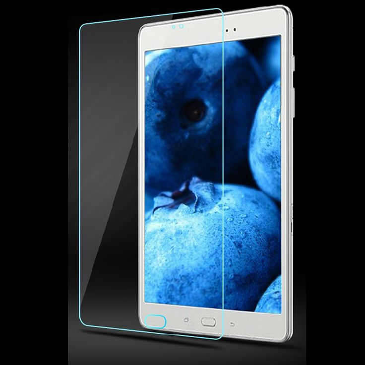 """Tempered Glass Screen Protector Film For Samsung Galaxy Tab A 8.0 T350 T351 T355 8"""" Tablet + Alcohol Cloth"""