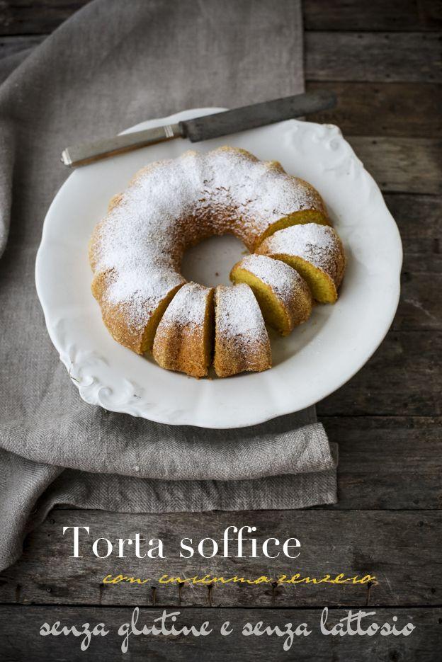 - VANIGLIA - storie di cucina: Torta soffice CON curcuma e zenzero e SENZA glutine e lattosio :)