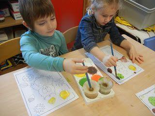 Welkom op de blog van kleuterschool Tichelrij: Thema: Licht uit!