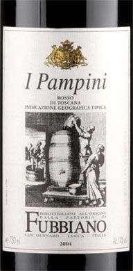 I PAMPINI - supertuscan