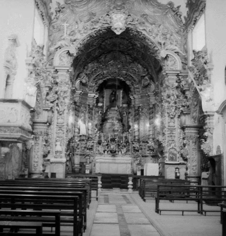 Recantos com História - Igreja dos Terceiros   Portal Elvasnews