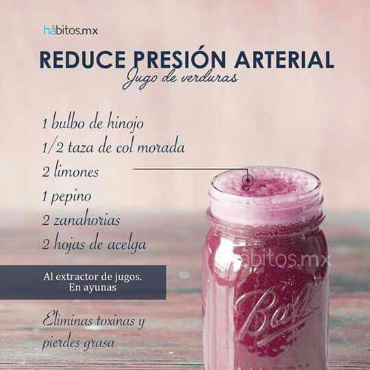 Reduce presión arterial