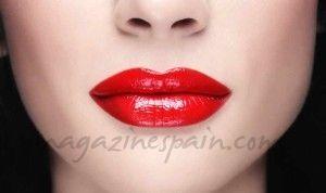 Labios rojos perfectos para estas Navidades
