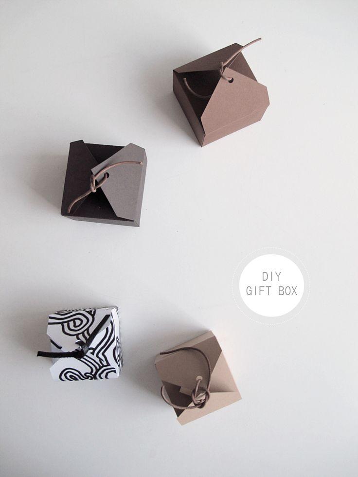diy box   designoform