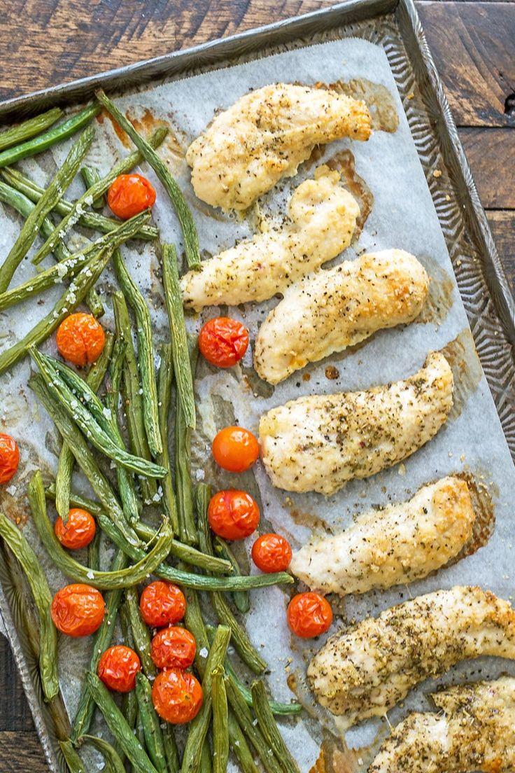 Weight Watchers One Pan Chicken Parmesan Recipe