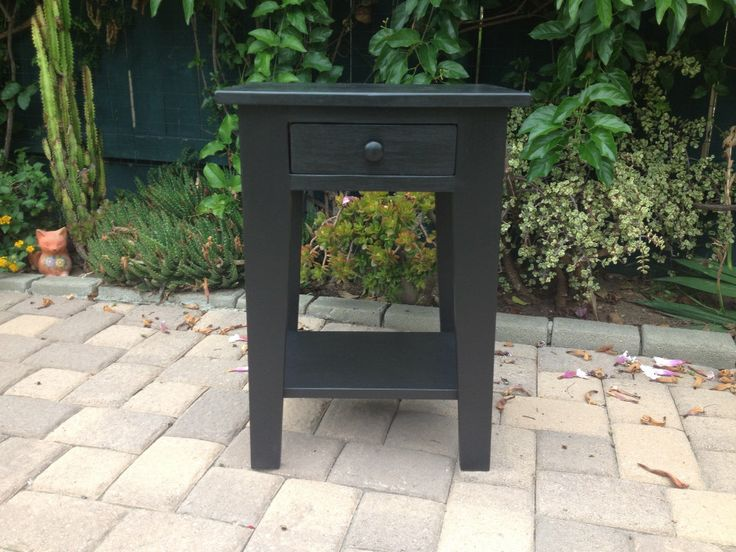 Country Pine Nightstand or Side Table with by SquareNailFurniture, $150.00