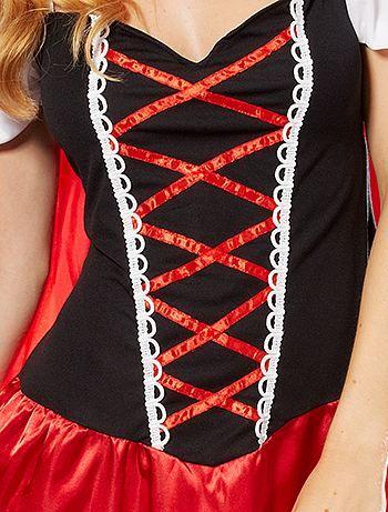 Resultado de imagen para disfraces de caperucita roja mujer