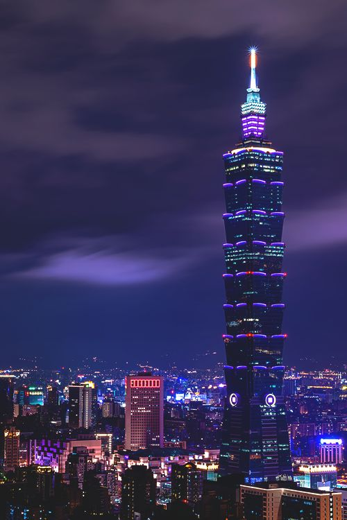 luxuryera:  Taipei 101 | Photographer