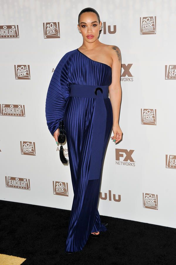 Cleopatra Coleman - If The Golden Globes Red Carpet Didn't Impress You, The Killer After Party Looks Will