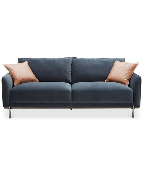 Closeout Havant 83 Fabric Sofa In 2019 Apartment Fabric Sofa
