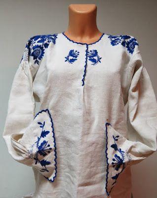 Marta Prozil: Uma camisa à vianesa em linho