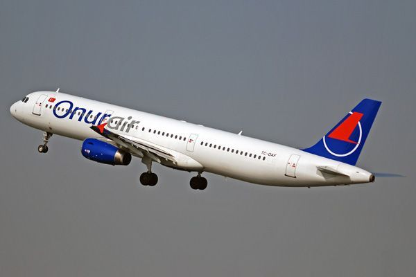 Onur Air, Moskova Uçuşlarını Başlattı - http://eborsahaber.com/haberler/onur-air-moskova-ucuslarini-baslatti/