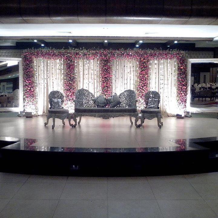 wedding stage decoration pics%0A Stage Decoration for Wedding in Islamabad   Wedding Halls Islamabad