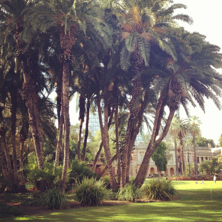 Supreme Court Gardens Perth Western Australia