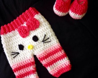 hello kitty vestiti uncinetto - Cerca con Google