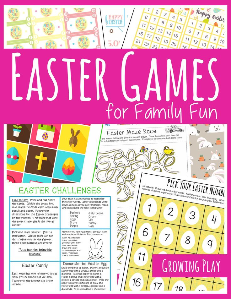 Game Accessibility Top Ten: 73 Best Easter Crafts And Games Images On Pinterest