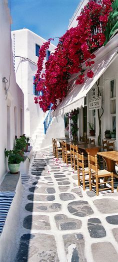 Mykonos, Greece Such a great place!