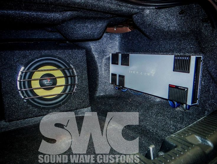 #soundwavecustoms #installs #focal #mosconi #caraudio #carstereo #mobilelectronics #vehicleaccessories #sound #qaulity #audio #wedoitall #upgrades #hamptonroads #tidewater #757 #virginiabeach #amplifier #subwoofer #custombox #enclosure #fabrication #SWC  Interested in a remote car starter or upgraded car audio system? View our profile for our contact information & give one of our team members a call today.