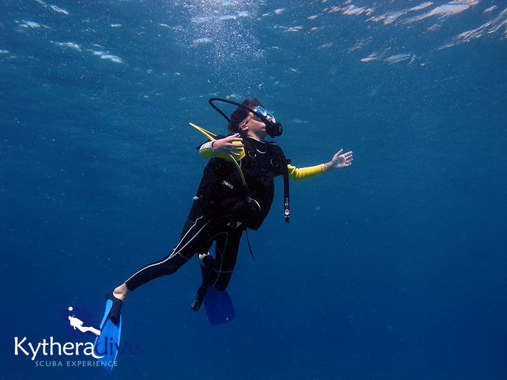 Scuba Diving Kythera — A Greek Adventure