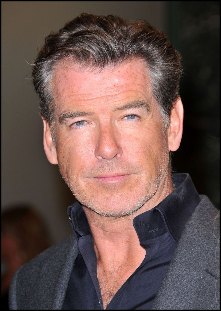 haircut great 25 best ideas about brosnan on 4589