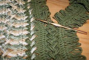 hairpin blanket