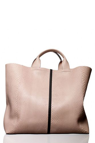 Incredible Statement Bags Worth The Splurge - Reed Krakoff Track Tote, $3,990, available at Reed Krakoff.
