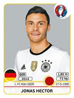 Jonas Hector - Alemania - EURO 2016