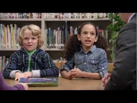 """AT TV Commercial - It's Not Complicated """"Tree House"""" - YouTube"""