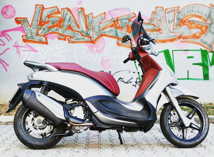 Piaggio Beverly 350ie Sport Touring – Rumble in the urban jungle